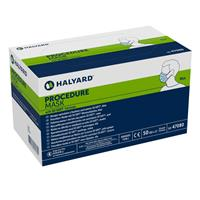 Halyard Health  - White Medical (Exam) Grade Procedure Facemask - 47080